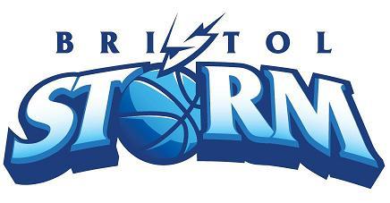 Bristol Storm Basketball Club Logo