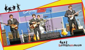 Britishmania, LLC. Logo