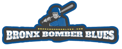 Bronx Bomber Blues Logo