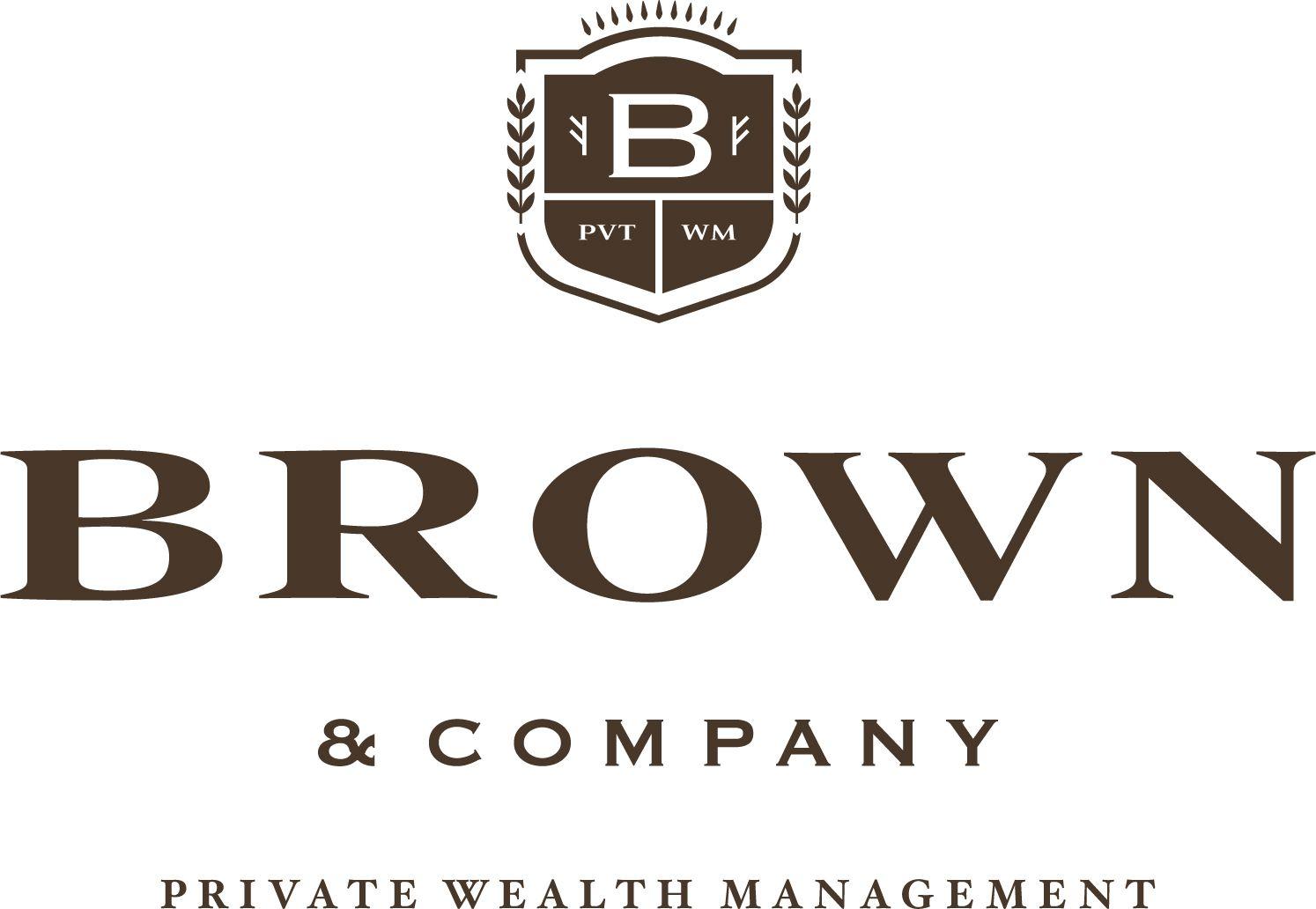 Brown and Company, Inc. Logo