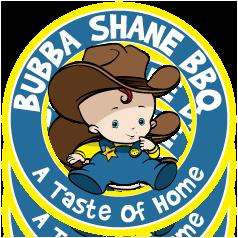 Bubba Shane BBQ LLC Logo