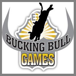 Buckingbullgames Logo