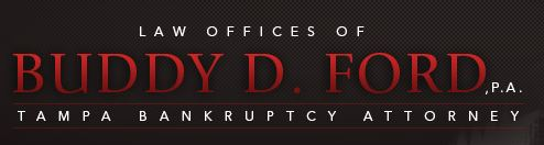 Law Offices of Buddy D. Ford, P.A. Logo