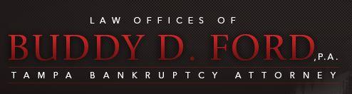 BuddyDFord Logo
