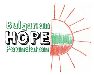 The Bulgarian Hope Foundation, Inc. Logo