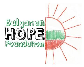 The Bulgarian Hope Foundation, Inc. Logo