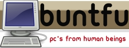 Buntfu - Linux PC Computers Logo