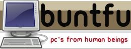 Buntfu - Linux PC Computers Logo
