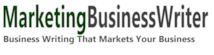 Marketing Business Writer Logo