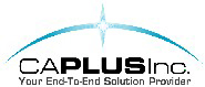CA-Plus Inc. Logo