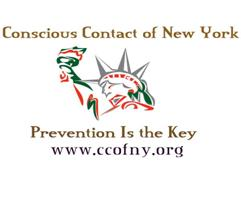 Conscious Contact of New York, Inc. Logo