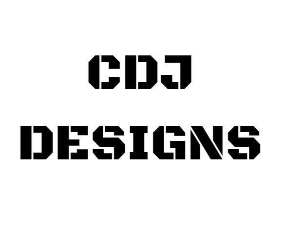CDJDesigns Logo