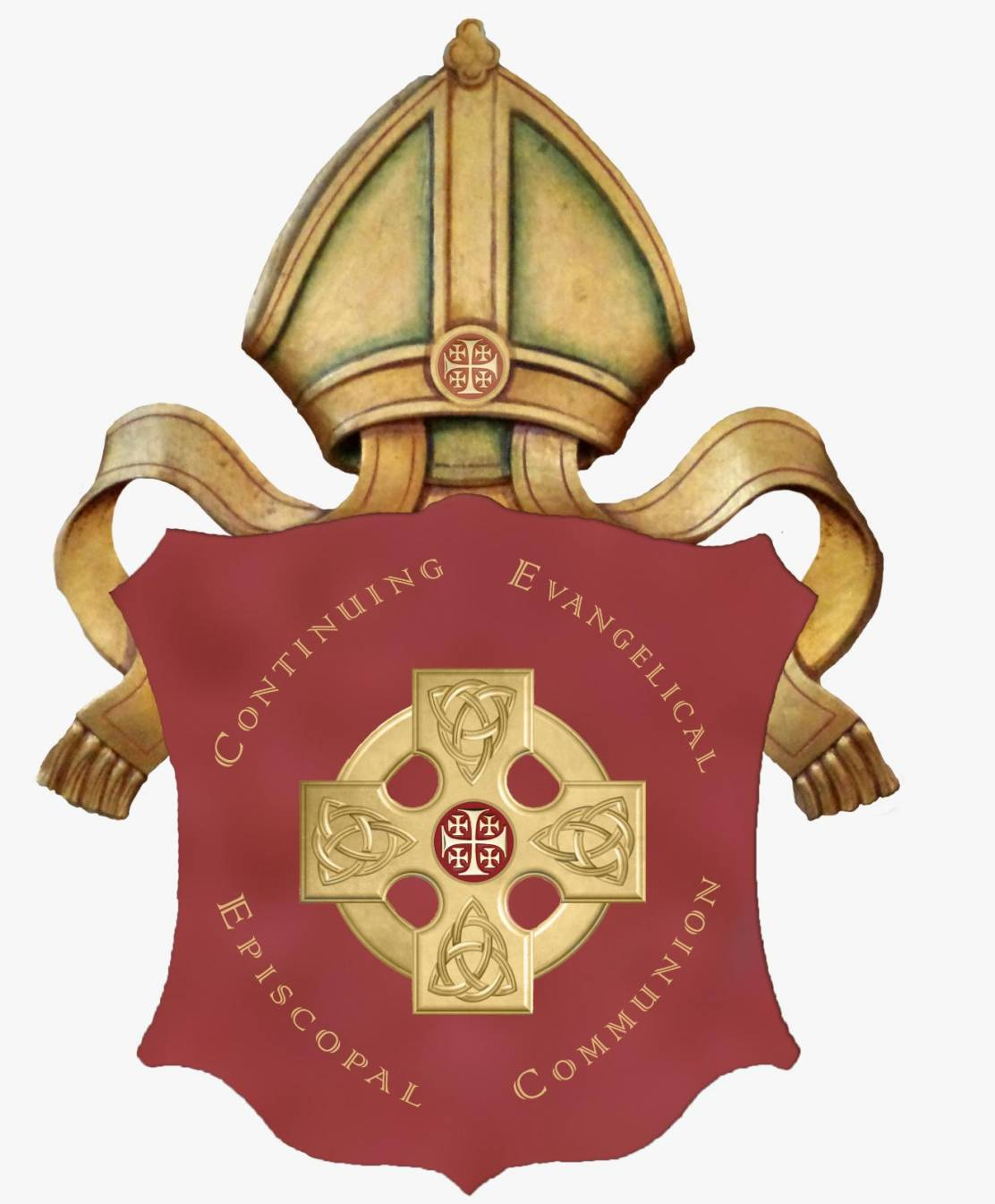 Continuing Evangelical Episcopal Communion Logo