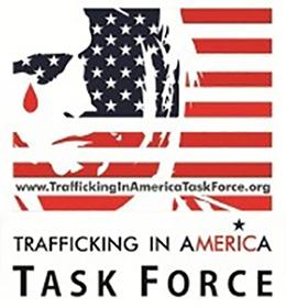Trafficking in America Task Force Logo