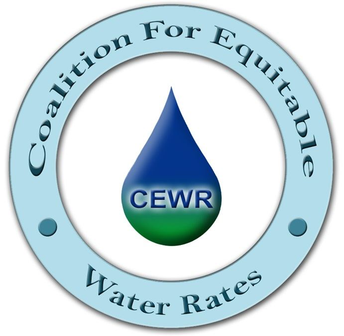 Coalition for Equitable Water Rates Logo