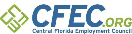 Central Florida Employment Council/Christian HELP Logo