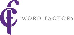 CF Word Factory Logo