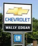 Wally Edgar Chevrolet Logo