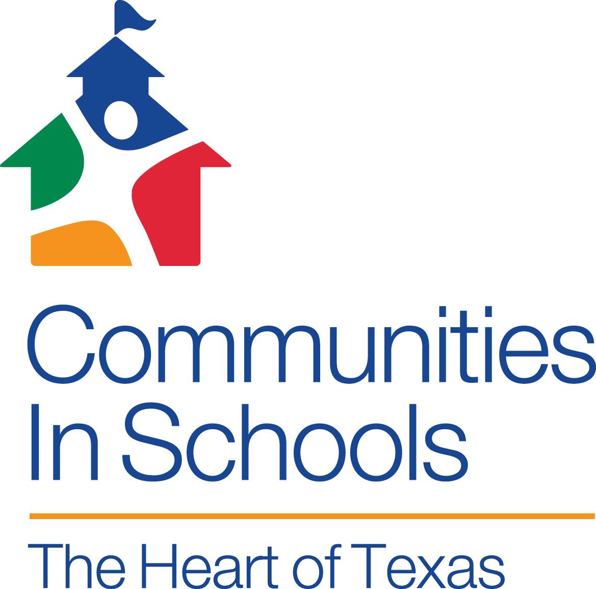 Communities In Schools of the Heart of Texas' Logo