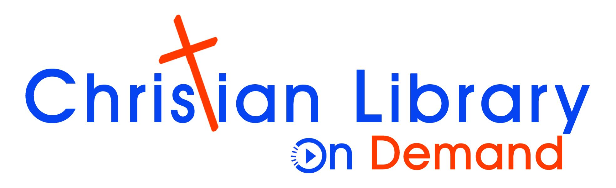 Christian Library on Demand Logo