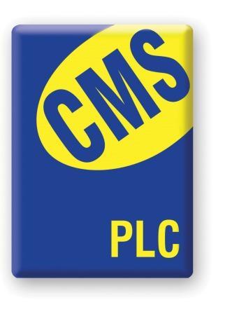 CMS plc Logo