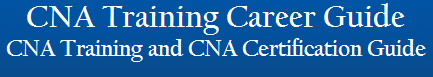 CNA Training and Career Guide Logo