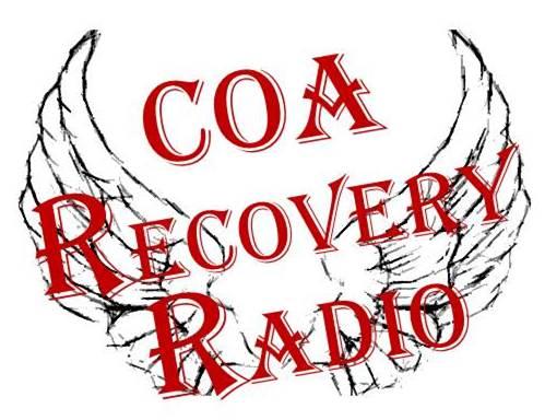 City of Angels Recovery Radio Logo