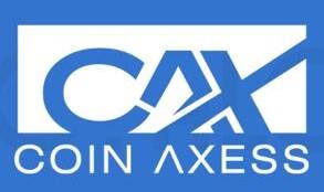 COINAXESS Logo