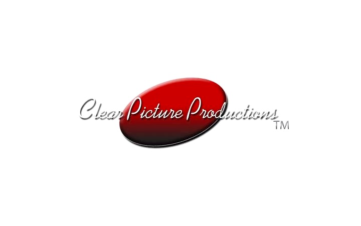 Clear Picture Productions & PR Logo