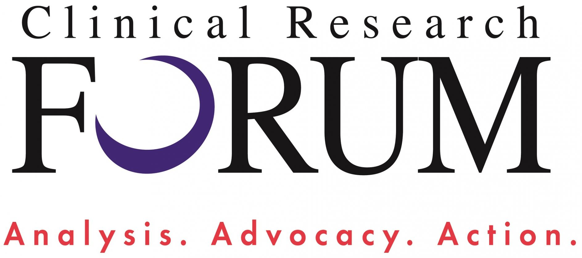 Clinical Research Forum Logo