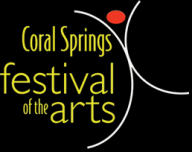Coral Springs Festival of the Arts Logo