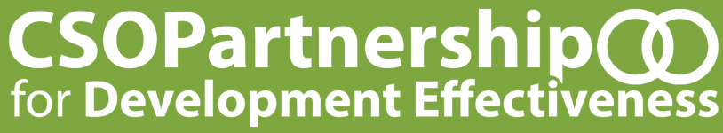 CSO Partnership for Development Effectiveness Logo