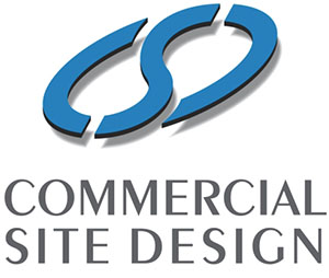 Commercial Site Design Logo