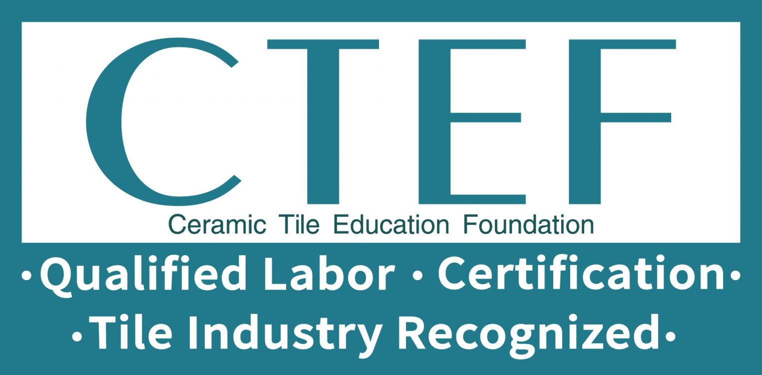 Ceramic Tile Education Foundation (CTEF) Logo