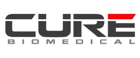 CURE Biomedical Logo
