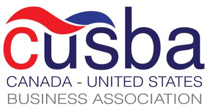 Canada U.S. Business Association Logo