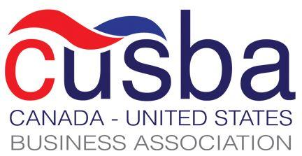 Canada U.S. Business Association Logo
