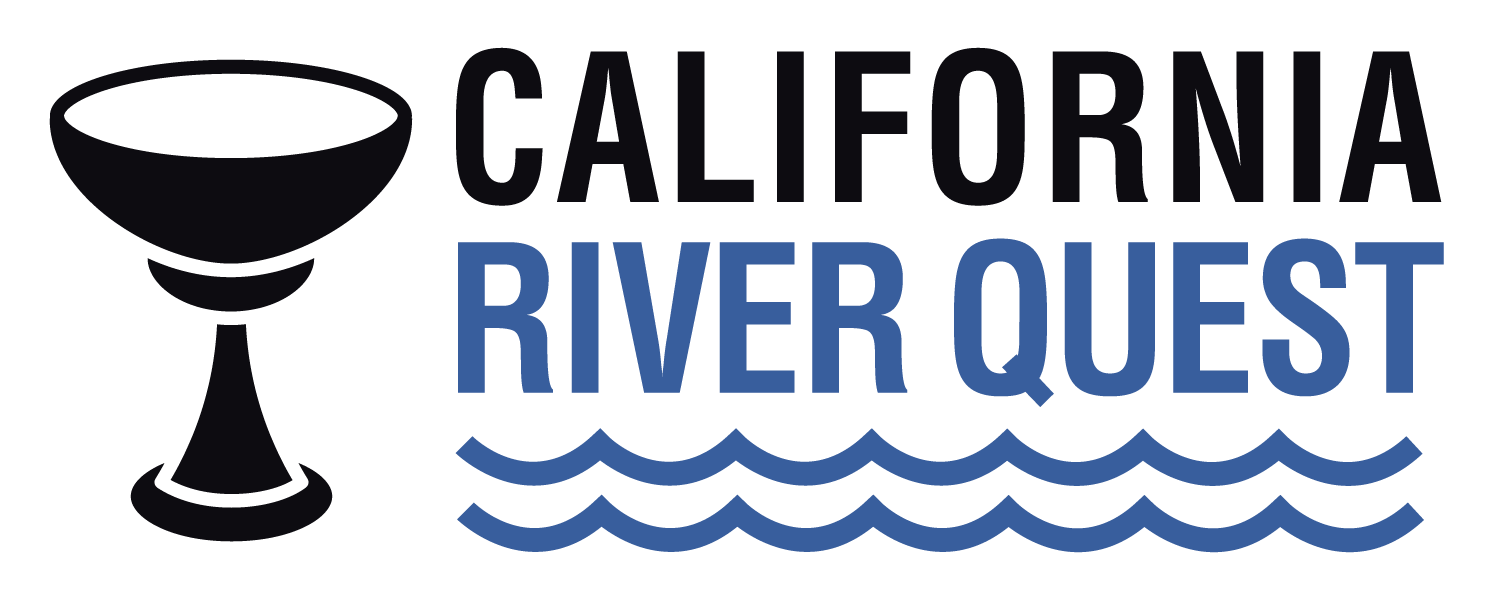 California River Quest Logo