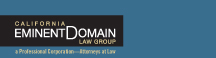 California Eminent Domain Law Group Logo