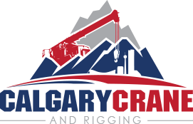 Calgary Crane and Rigging Logo