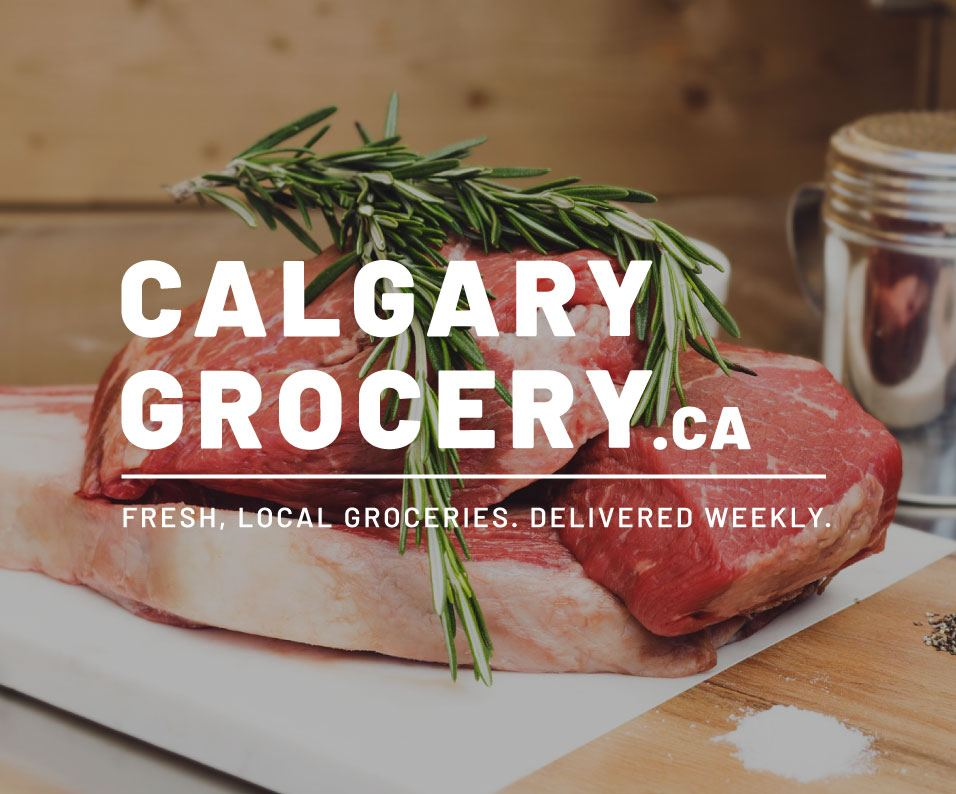 Calgary Grocery Logo