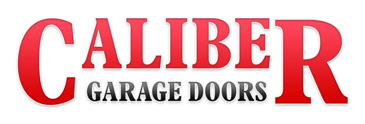 Caliber Garage Doors Logo