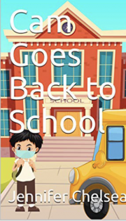 Cam Goes Back to School Logo