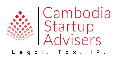 Cambodia Startup Advisers Logo