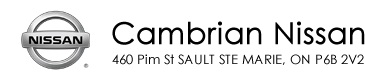 CambrianNissan Logo