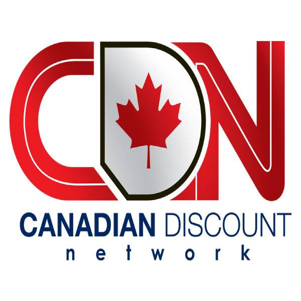 Canadian Discount Network Logo