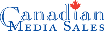 Canadian Media Sales Logo