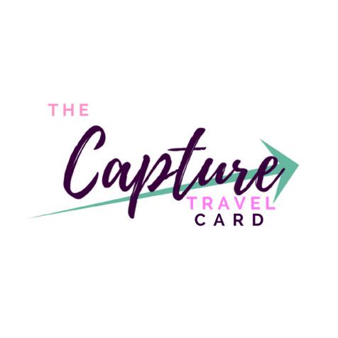 Capture Travel Logo