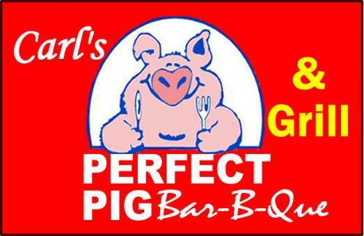 Carl's Perfect Pig Logo