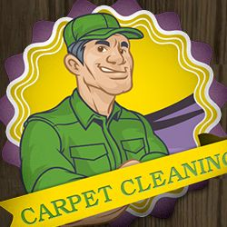Carpet Cleaning Wheaton Logo